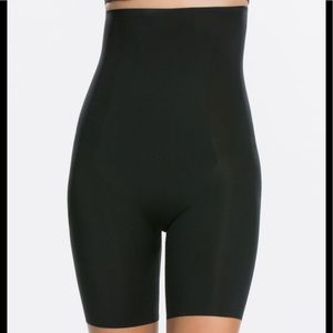 Higher Power Spanx High waisted Power Panty Black